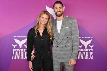 Kevin Love's Model GF Kate Bock Left Bloodied After Rafting Accident