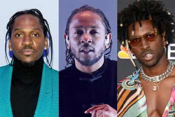 HNHH TIDAL Wave: Pusha-T, Kendrick Lamar & SAINt JHN Come Through