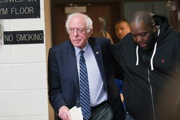 Bernie Sanders Shocks Killer Mike With Facts About Canada's Health Care System