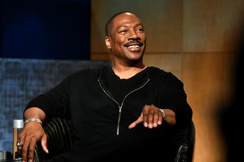 "Eddie Murphy Is Still Making Music, Has ""Hundreds"" Of Unreleased Tracks"