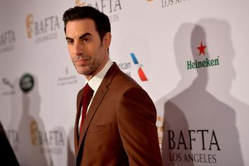 "Sacha Baron Cohen Ditches Usual Funny-Man Role For Netflix Drama ""The Spy"""