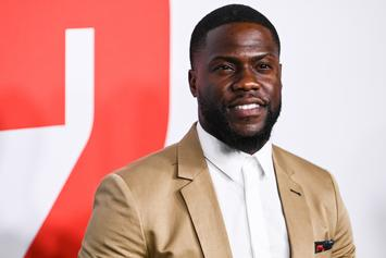 Kevin Hart Suffers Major Injuries After Car Hurtles Off The Road: Report