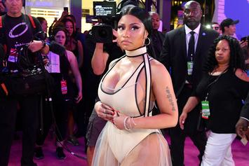 """Nicki Minaj Opens Up About Past Abusive Relationship: """"It's Not Easy To Leave"""""""