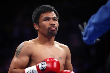 Manny Pacquiao Unveils His Very Own Cryptocurrency During Concert