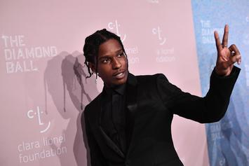 A$AP Rocky Puts Photographer On Blast For Trolling Him On IG