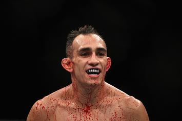 UFC's Tony Ferguson Shuts Down McGregor Fight: 'He's Trying To Fight Wahlberg'