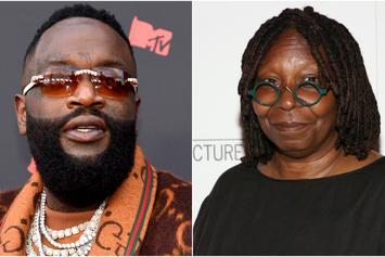 """Rick Ross & Whoopi Goldberg Are New Best Friends: """"Honor To Meet Her"""""""