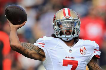 Colin Kaepernick Shares Workout Video With Odell Beckham Jr. Ahead Of Week 1