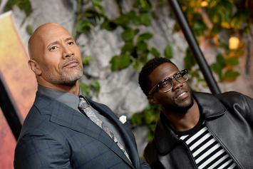 "Dwayne Johnson Steps In For Kevin Hart On ""The Kelly Clarkson Show"""