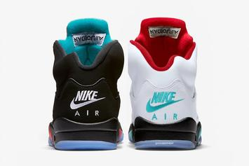 "Air Jordan 5 ""Top 3"" Combines Three Classic Colorways In One Shoe"