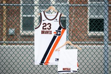 Los Angeles Clippers To Wear Buffalo Braves Throwbacks Next Season