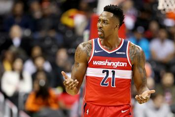 """Dwight Howard Speaks Out About Lakers Signing, Hitting """"Rock Bottom"""""""