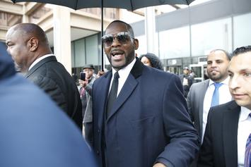 R. Kelly Reportedly Denied Conjugal Visit When Girlfriends See Him In Prison