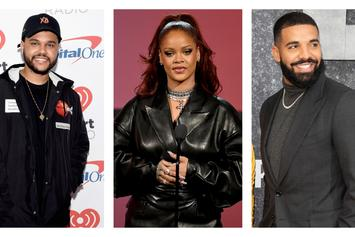 Rihanna, Drake & The Weeknd All Have Albums Coming This Fall: Report