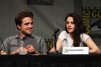 """Kristen Stewart Believes Robert Pattinson Is The """"Only Guy"""" Who Could Be Batman"""