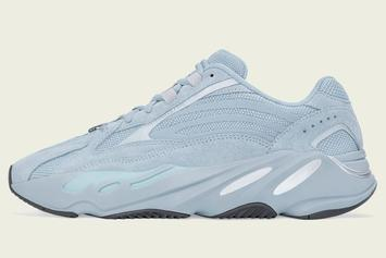 """Adidas Yeezy Boost 700 V2 """"Hospital Blue"""" Release Details, Official Photos"""
