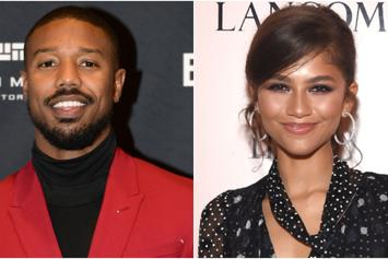Michael B. Jordan Admits Zendaya Won Their Matching Outfit Contest