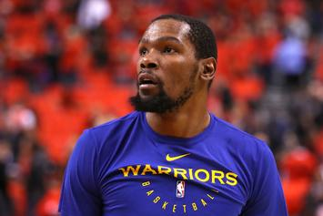 Kevin Durant Explains Why He Hates The NBA Sometimes