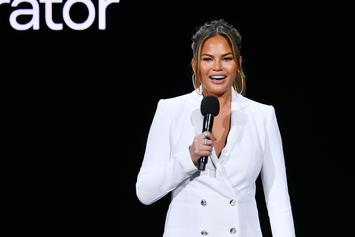 Chrissy Teigen Agrees With The Insults That Donald Trump Tweeted At Her & John Legend