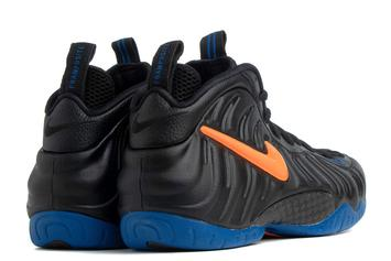 "Nike Air Foamposite Pro ""Knicks"" Release Date Revealed: Detailed Look"