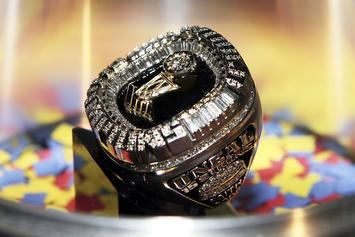 Fake NBA Championship Ring Shipment Worth $560K Seized At LAX
