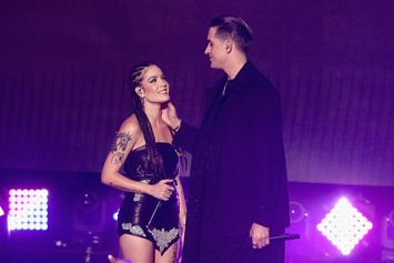 """Halsey's New Single """"Graveyard"""" Is Seemingly About Her Ex G-Eazy"""