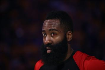 James Harden Explains The Science Behind His One-Legged Jumper