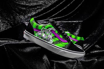 The Nightmare Before Christmas x Vans Sneaker Collection Revealed: First Look