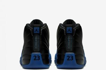 "Air Jordan 12 ""Game Royal"" Official Photos Finally Revealed: Release Details"