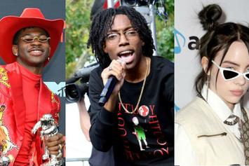 "Lil Nas X, Billie Eilish, Lil Tecca, & Lil Pump Make Billboard's ""21 Under 21"" List"