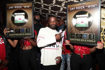 Jay Rock Rapping Over Juicy J Production Is Coming Our Way