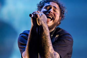 """Post Malone's """"Hollywood's Bleeding"""" Launches At No. 1"""