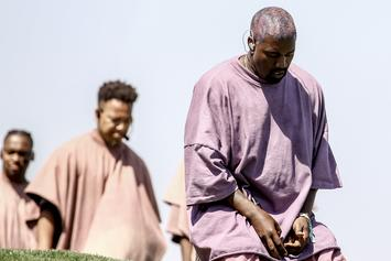 """Kanye West Confirms """"Jesus Is King""""' Is Dropping This Month"""