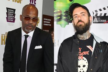 """Dame Dash Confronts Adam22 On Being A """"Culture Vulture"""" During Live Interview"""
