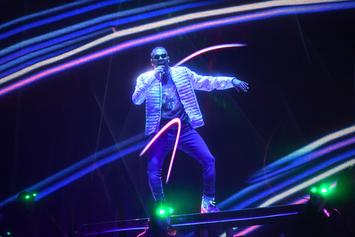 Chris Brown's Dancing In This Video Is Eliciting Very Different Responses