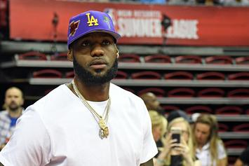 LeBron James Nods To Nipsey Hussle With Crenshaw Lakers Jersey
