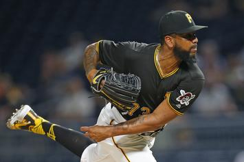 MLB Pitcher Felipe Vazquez Accused Of Soliciting 13-Year-Old Girl: Report