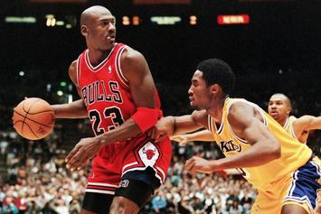 Kobe Bryant Describes Playing Against Michael Jordan In '98 All Star Game: Watch