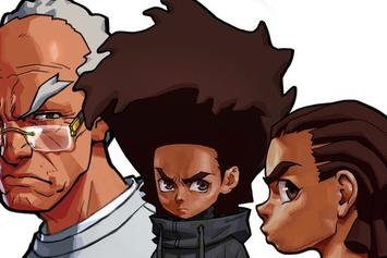 """The Boondocks"" Reboot Lands 2-Season Order From HBO Max"