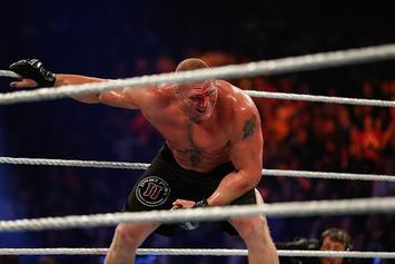 WWE Announces Brock Lesnar's Next Appearance On Monday Night Raw