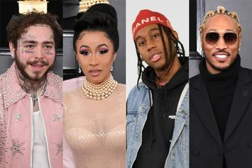 HNHH TIDAL Wave: Post Malone, Cardi B, Lil West, Future & More