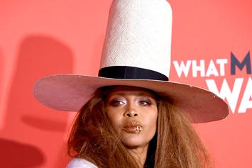 Erykah Badus Teen Daughter Puma Belts Out Dreamgirls Hit