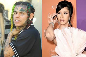 6ix9ine Never Named Cardi B As Nine Trey According To Transcripts: Report