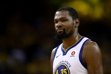 Kevin Durant Quickly Deletes Tweet Responding To Magic Johnson's Recent Comments
