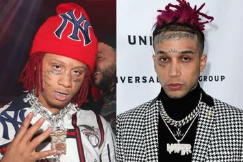 "Kid Buu Accuses Trippie Redd Of Stealing His Song: ""I'm Not Mad I'm Disappointed"""