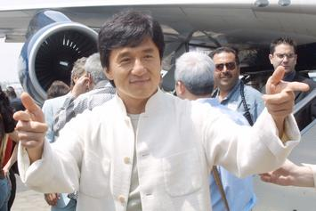 """Jackie Chan Faked Being Hurt In """"Enter the Dragon"""" So Bruce Lee Would """"Hold Me"""""""