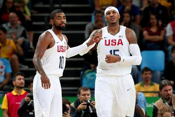 """Carmelo Anthony, Brooklyn Nets """"Very Unlikely"""" To Reach Deal: Report"""