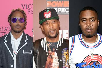 Lord Jamar Compares Future To Big Macs, Nas To Fine Dining Restaurants