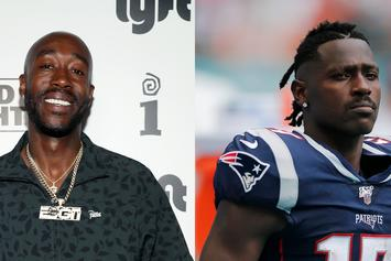Freddie Gibbs Says Antonio Brown Should've Learned From Kaep Before Dissing Kraft