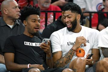Lakers' Quinn Cook Pretended To Be Derrick Rose When Approached By Drunk Nurse